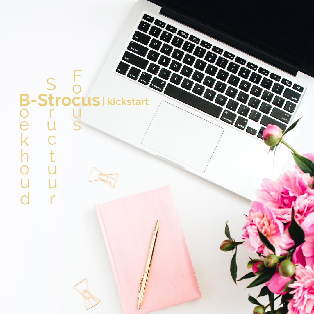 B-Strocus Kickstart produktfoto